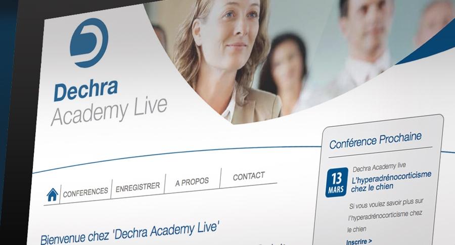 Aldus BVBA - Project - Dechra Academy Live - 1